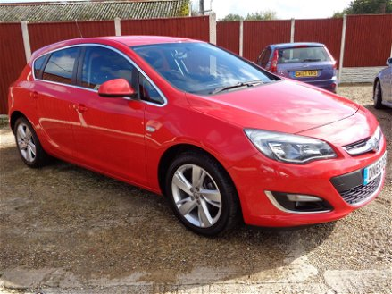 Vauxhall Astra Acle