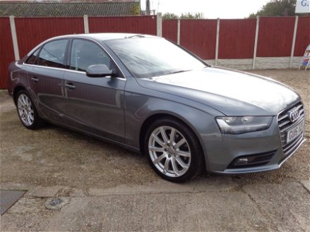 Audi A4 Acle