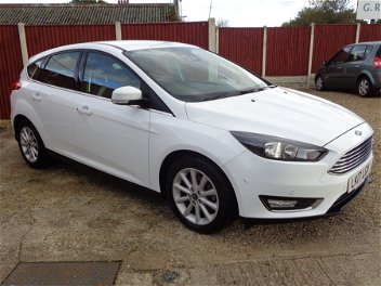 Ford Focus Acle