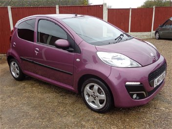 Peugeot 107 Acle