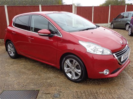 Peugeot 208 Acle