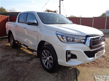 Toyota Hilux Acle
