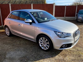 Audi A1 Acle