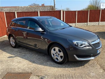 Vauxhall Insignia Acle