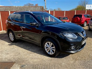 Nissan X-trail Acle