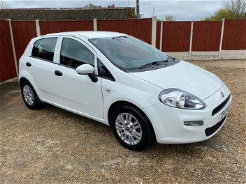 Fiat Punto Acle