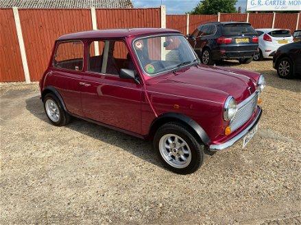 Rover Mini Acle