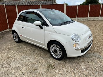 Fiat 500 Acle