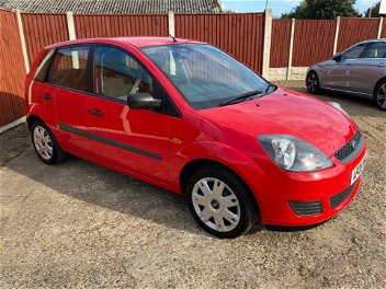Ford Fiesta Acle