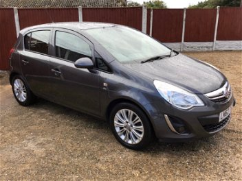 Vauxhall Corsa Acle