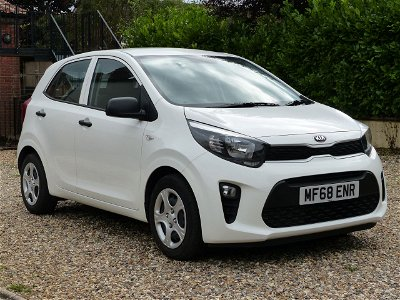 Kia Picanto One 5 Door 1.0L Norwich