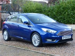 Ford Focus 1.5 120bhp Norwich