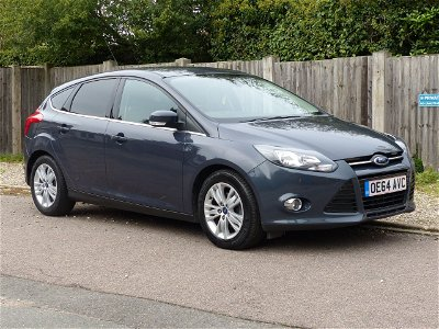 Ford Focus 1.0 Eco Boost 125 Norwich