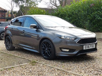 Ford Focus 125bhp 1.0 Eco-Boost Norwich