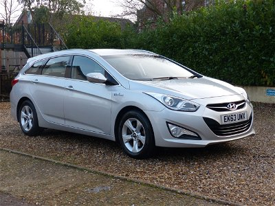 Hyundai I40 Estate Norwich