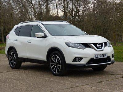 Nissan X-trail Norwich