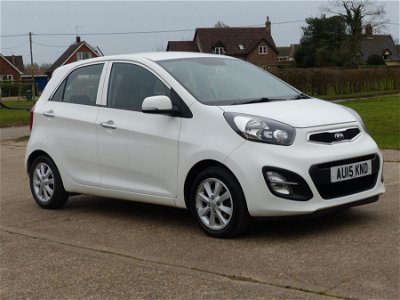 Kia Picanto 1.25 Automatic 5 door Norwich