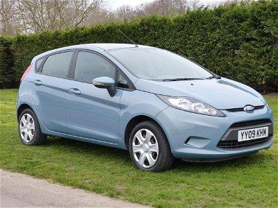Ford Fiesta 1.25 Norwich