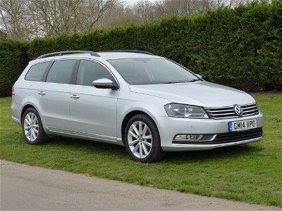 Volkswagen Passat 1.6 TDi Estate Norwich