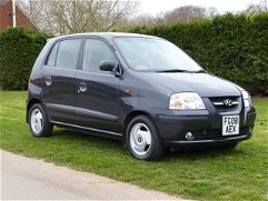 Hyundai Amica 1.1 Norwich