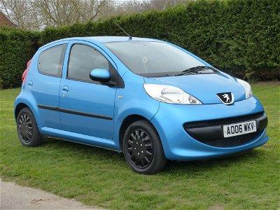 Peugeot 107 Semi Auto 1.0 Norwich