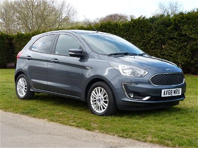 Ford 1.25 Ka+ Norwich