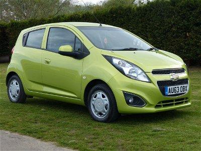 Chevrolet 1.2 Spark Norwich