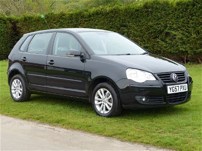 Volkswagen Polo 1.4 Auto 5 Door Norwich