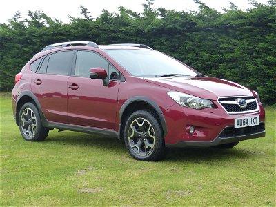 Subaru XV Norwich