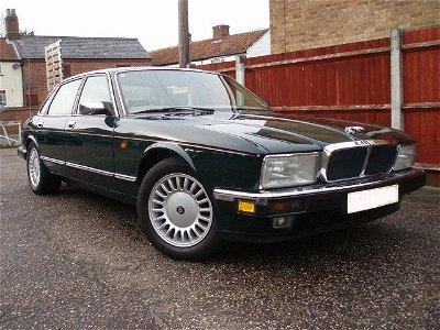 Jaguar XJ12 Norwich