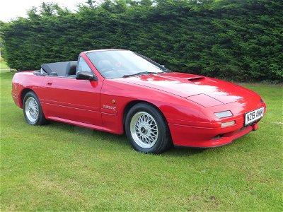 Mazda Rx7 Twin Turbo Norwich
