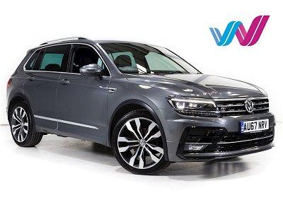 Volkswagen Tiguan Norwich