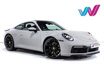 Porsche 911 Norwich