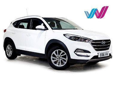 Hyundai Tucson Norwich