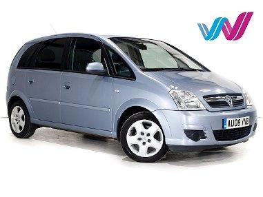 Vauxhall Meriva Norwich