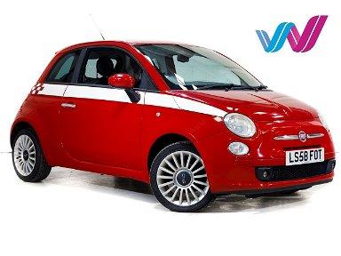 Fiat 500 Norwich