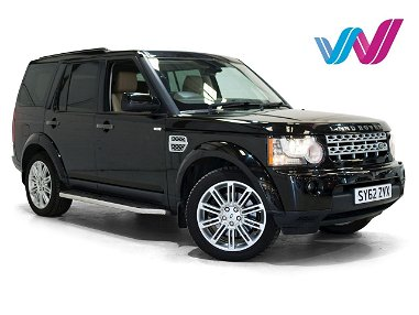 Land Rover Discovery 4 Norwich