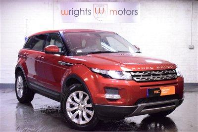 Land Rover Range Rover Evoque Downham Market