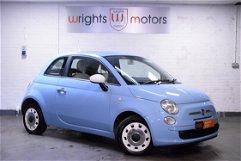Fiat 500 Downham Market
