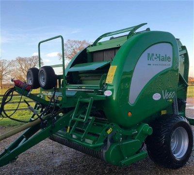 McHale V660 Norwich