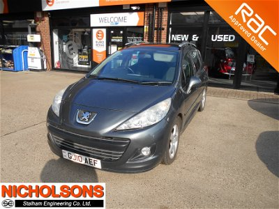 Peugeot 207 Norwich