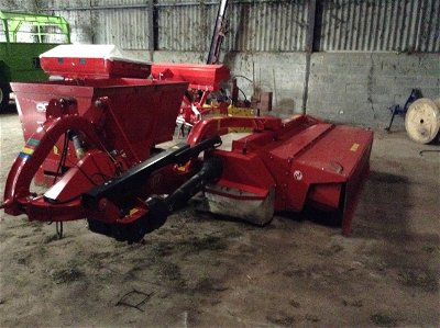 Lely Mower conditioner Norwich