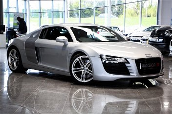 Audi R8 Peterborough