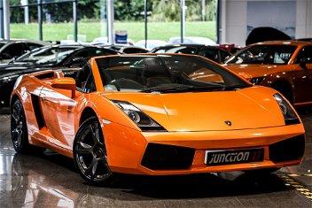 Lamborghini Gallardo Peterborough