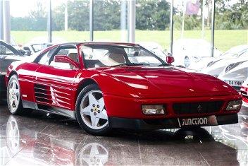 Ferrari 348 Peterborough