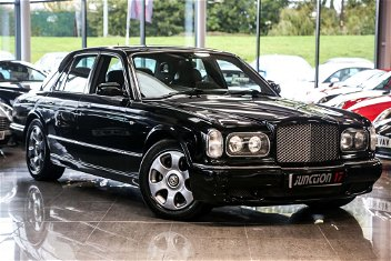 Bentley Arnage Peterborough