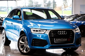 Audi Q3 Peterborough
