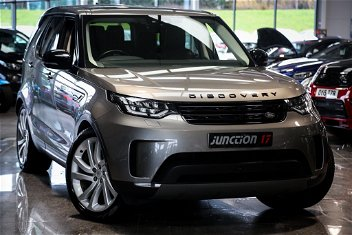 Land Rover Discovery Peterborough