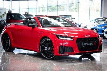 Audi Tts Peterborough