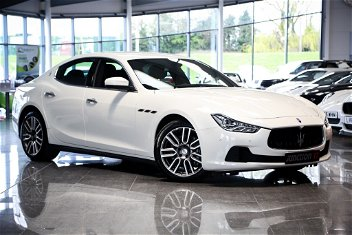 Maserati Ghibli Peterborough